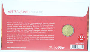2009 200 Years of Australia Post PNC