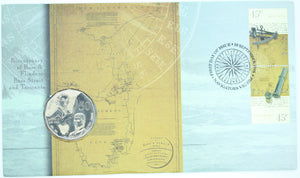 1998 Bicentenary of Bass & Flinders - Bass Strait and Tasmania PNC