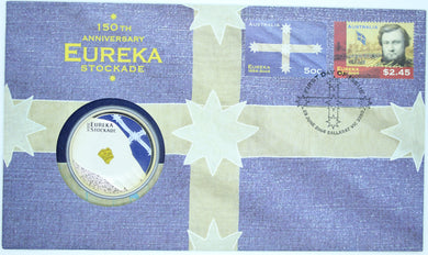 2004 150th Anniversary of The Eureka Stockade PNC