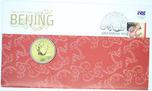 2008 Beijing Olympic Games PNC