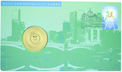 2006 Commonwealth Games PNC