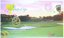 2011 The Presidents Cup PNC