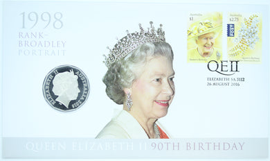 Queen Elizabeth II 90th Birthday PNC