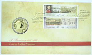 2010 Governor Lachlan Macquarie Bicentenary PNC