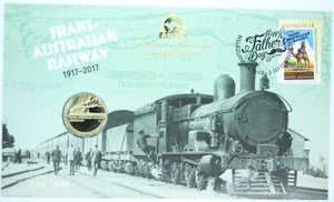 2017 Melbourne ANDA Money Expo Trans Australian Railway PNC