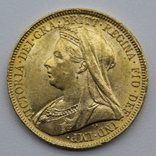 1899 Sydney Veiled Head - UNC