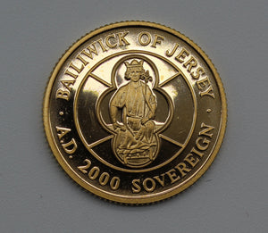 2000 Jersey Sovereign