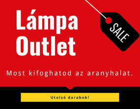 Lámpa outlet