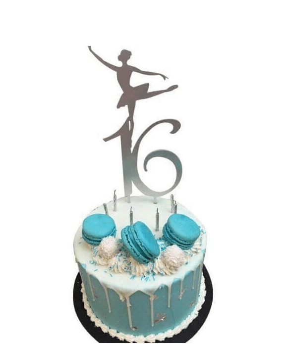 Cake Creations by Kate™ SpecialityCakes Ballerina Buttercream Speciality Cake