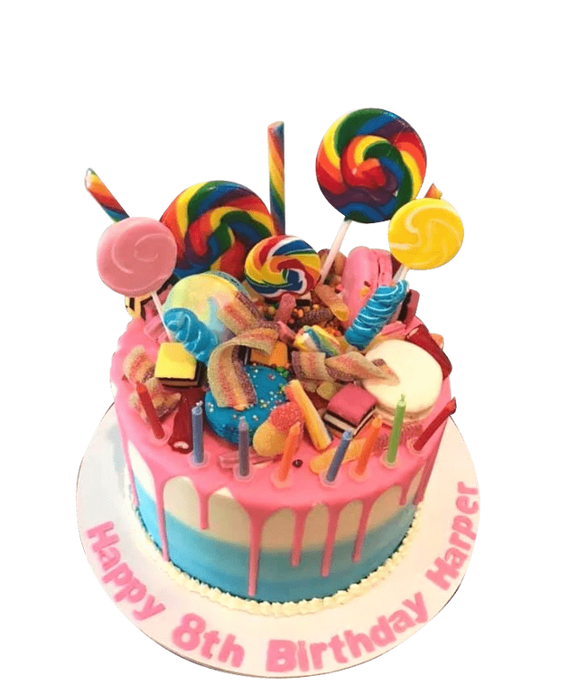 Cake Creations by Kate™ SpecialityCakes Candy Wonderland Speciality Cake