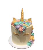 Extended Height Rainbow Unicorn Speciality Cake