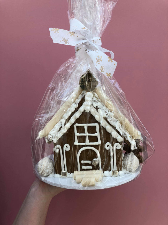 Gingerbread House - Biscuits
