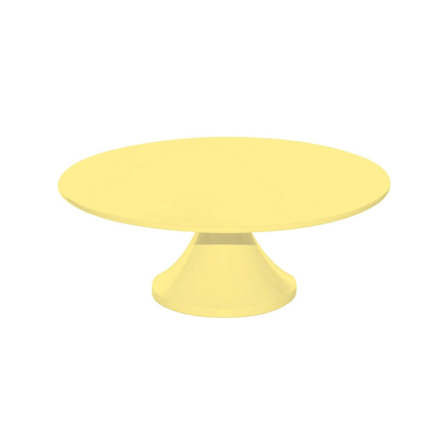 Cake Creations by Kate™ StandHire Lemon Yellow Cake Stand Hire