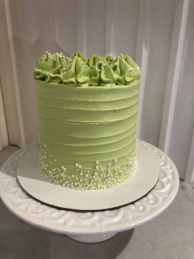 Cake Creations by Kate™ DessertCakes Pastel Green Mother's Day Cake