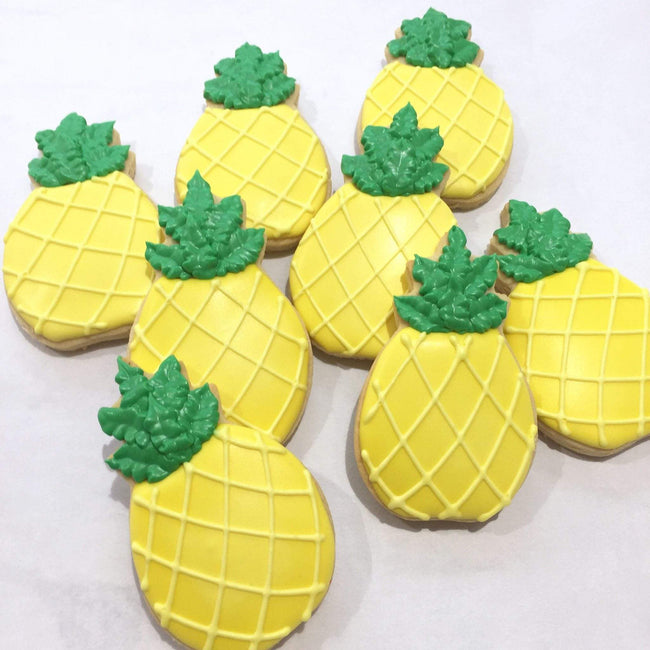 Cake Creations by Kate™ Biscuits Pineapple Vanilla Biscuit