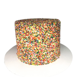 Cake Creations by Kate™ DessertCakes Rainbow Sprinkles Dessert Cake