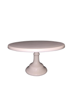 Really Pale Pink Cake Stand Hire