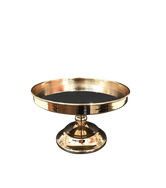 Small Gold Cake Stand Hire