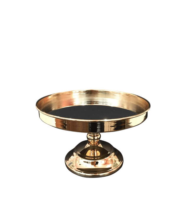 Cake Creations by Kate™ StandHire Small Gold Cake Stand Hire