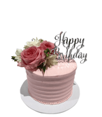 Cake Creations by Kate™ SpecialityCakes Smooth (Spatula) Effect Buttercream Speciality Cake