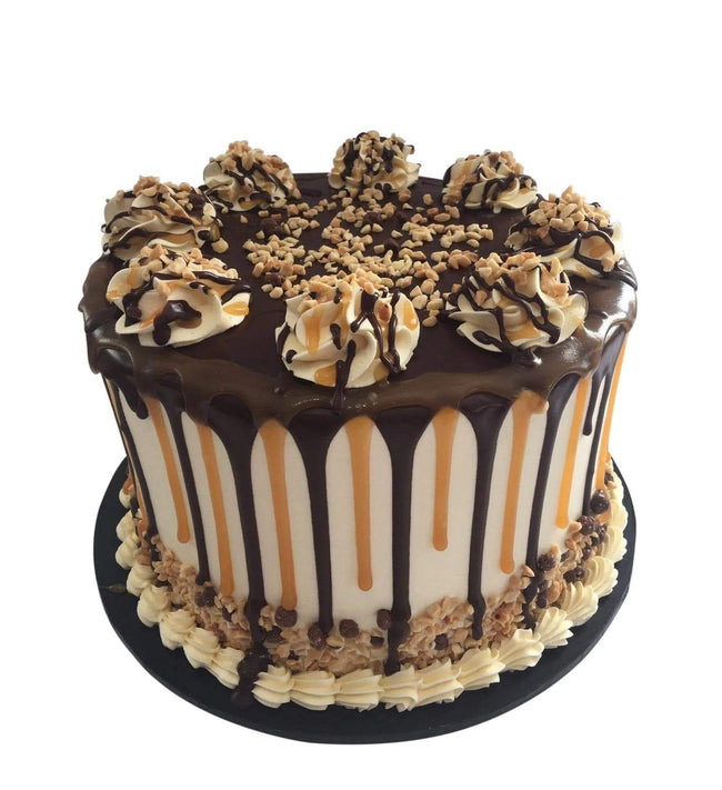 Cake Creations by Kate™ DessertCakes Snickers Dessert Cake