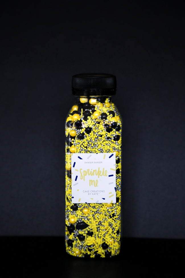 Sprinkle Me Danger Danger - 330G Bottle - Sprinkles