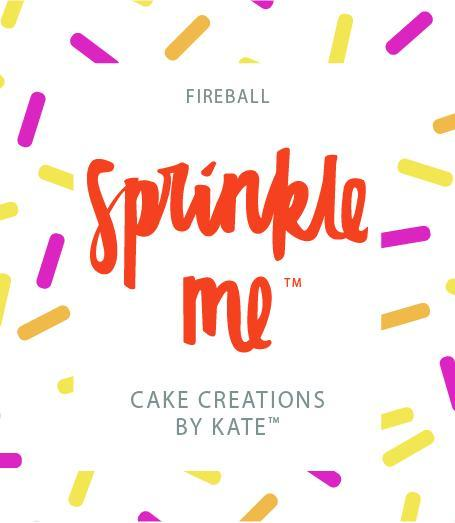 "Cake Creations by Kate™ Sprinkles Sprinkle Me ""Fireball"""