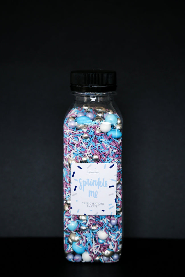 Sprinkle Me Snow Ball - 330G Bottle - Sprinkles