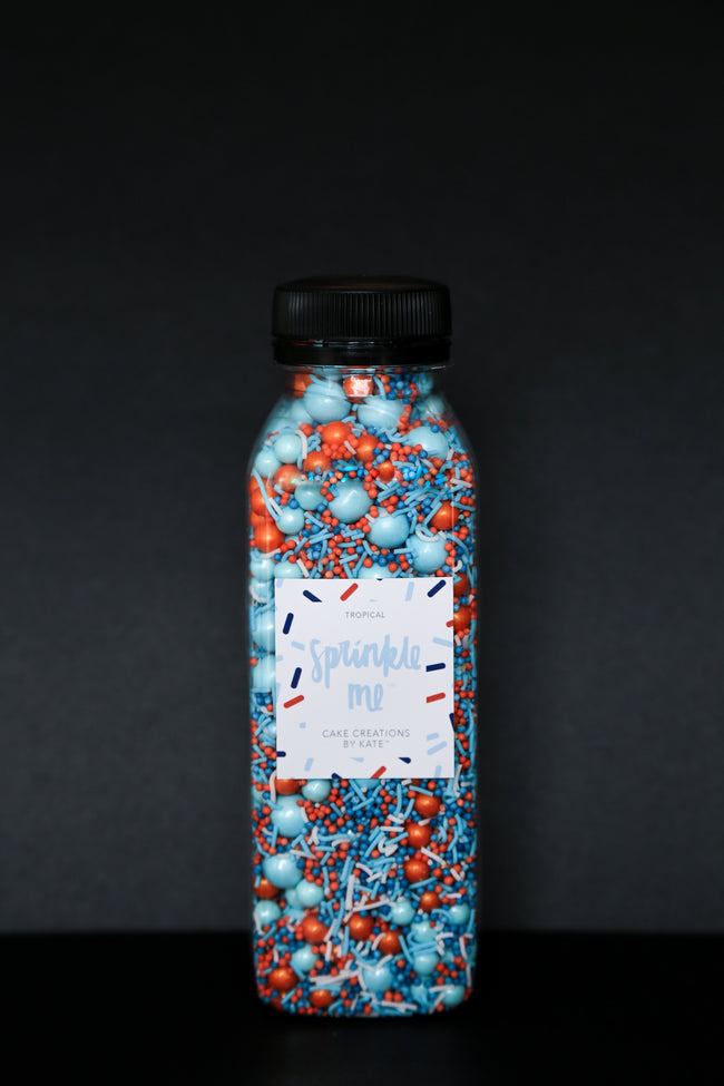 Sprinkle Me Tropical - 330G Bottle - Sprinkles