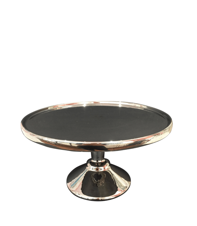 Cake Creations by Kate™ StandHire Tall Silver Cake Stand Hire