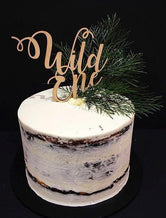 Wild One Semi-Naked Speciality Cake