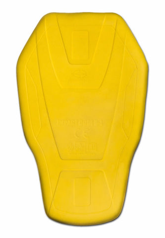 RST Contour Plus CE Level 1 Back Protector Yellow