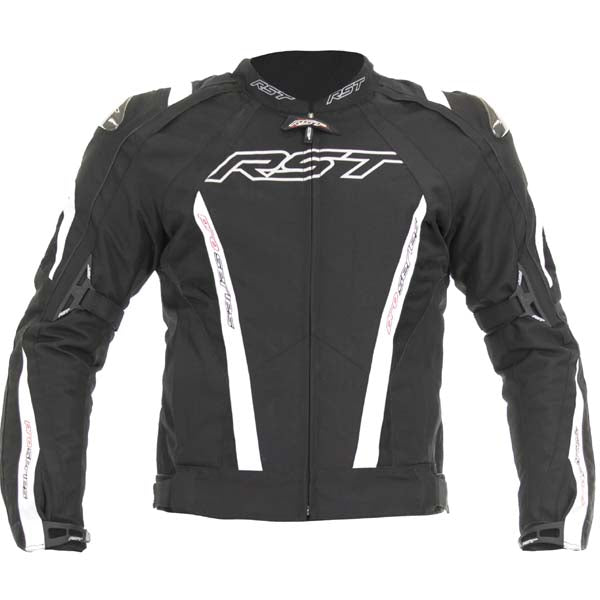RST Pro Series CPXC Sport Textile Jacket White
