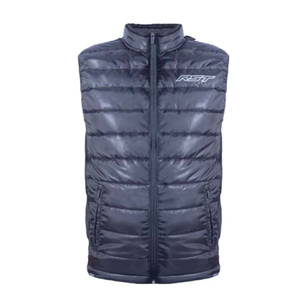 RST Full Zip Hollowfill Gilet Black