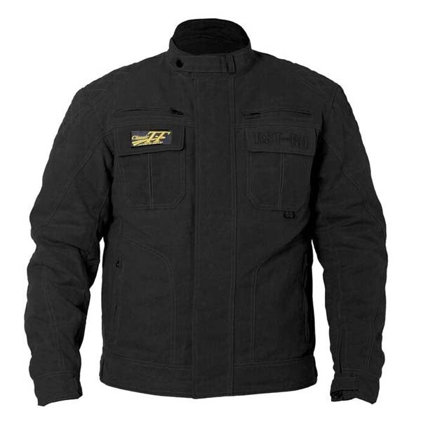 RST Classic TT Wax Short II Jacket Black