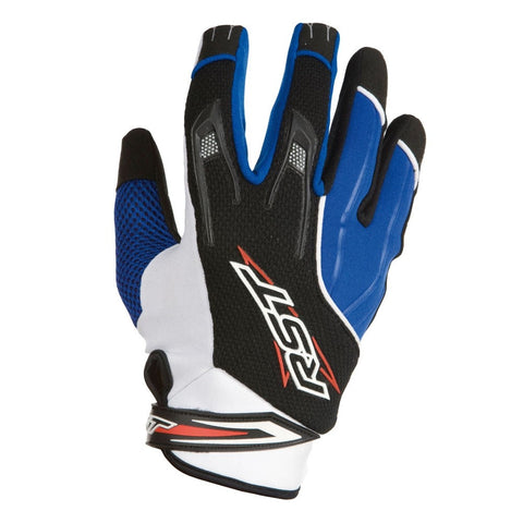 RST MX-2 Gloves Blue