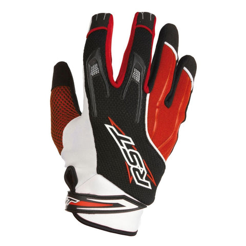 RST MX2 Gloves Red