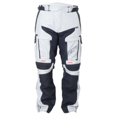 RST Pro Series Adventure III Textile Motorcycle Trousers Silver