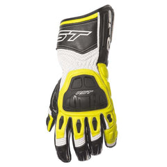 RST R-16 Semi Sport Gloves Fluo Yellow