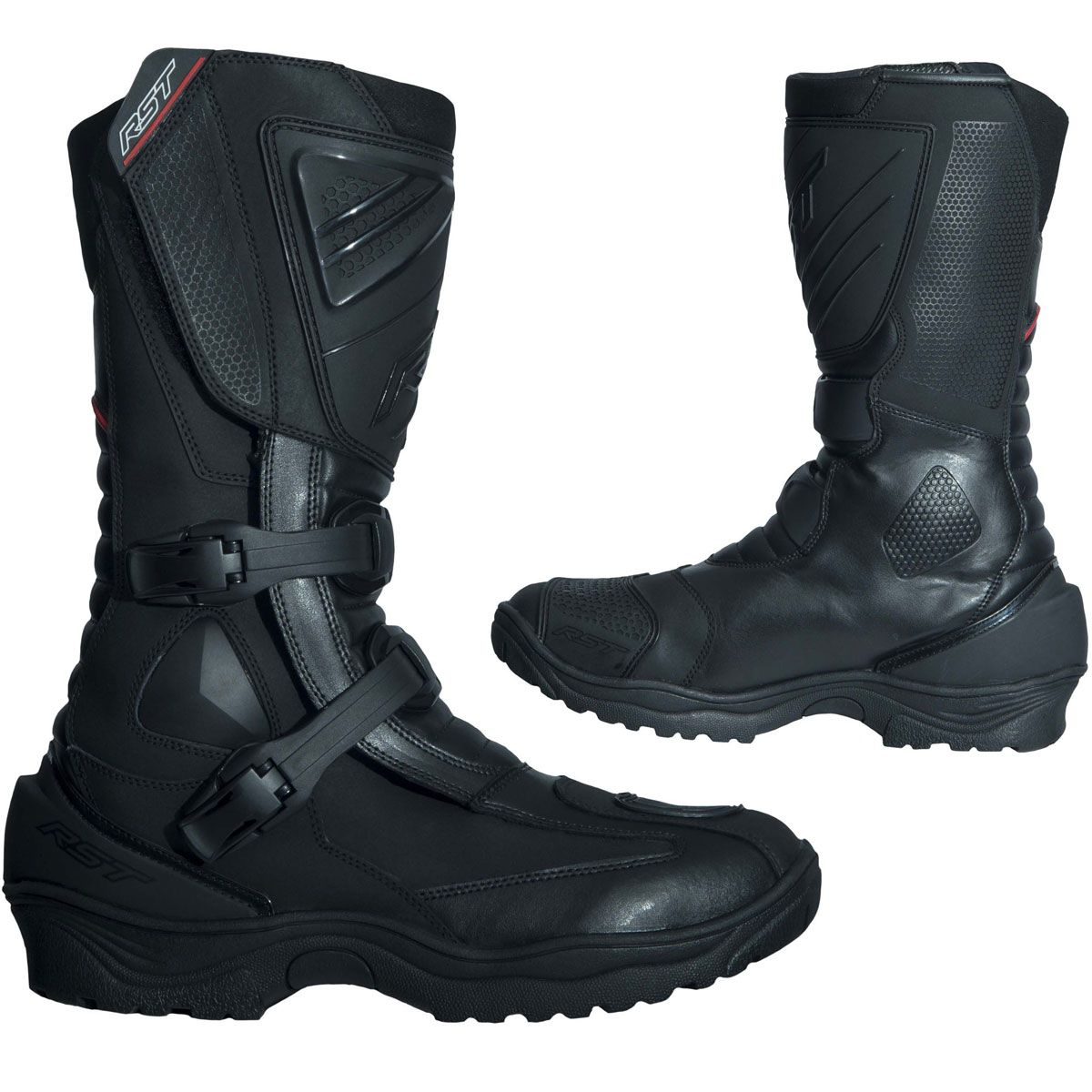 RST Adventure II CE WP Boots Black