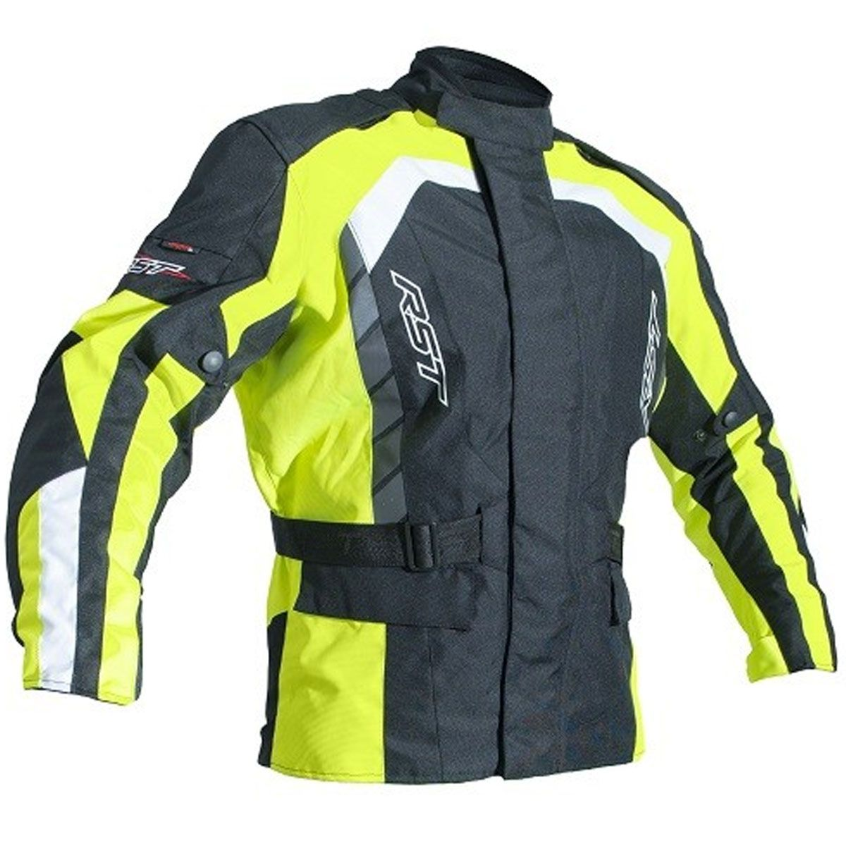 RST Alpha IV Textile Jacket Fluo Yellow