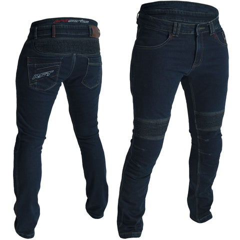 RST Aramid Tech Pro CE Jeans Dark Wash Blue