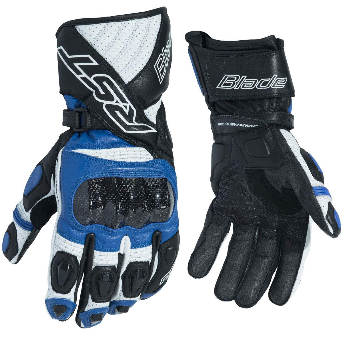 RST Blade II CE Gloves Blue