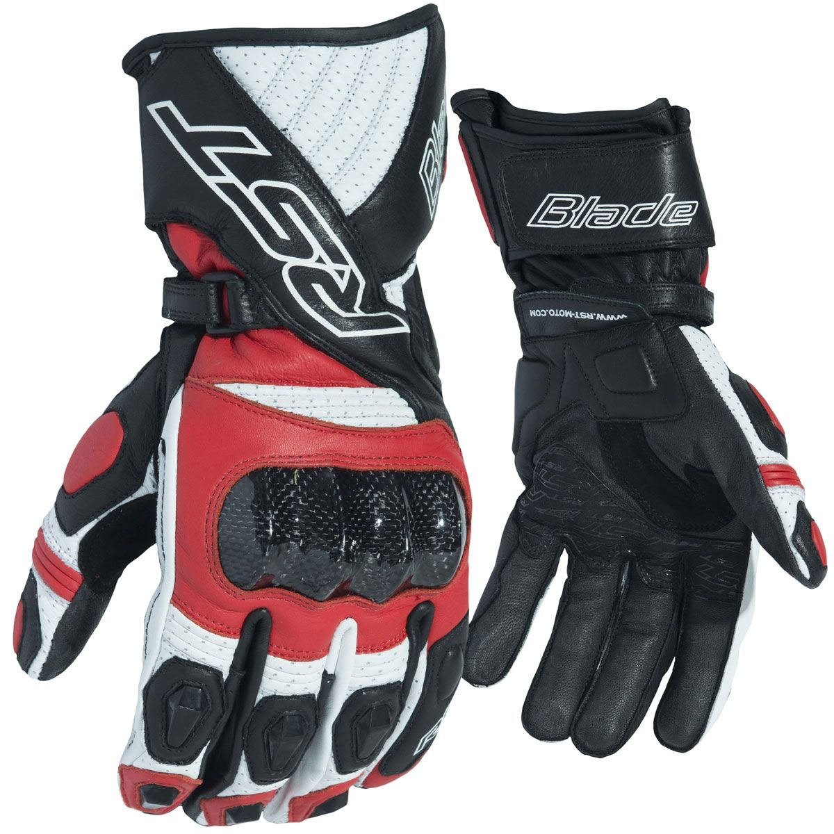 RST Blade II CE Gloves Red