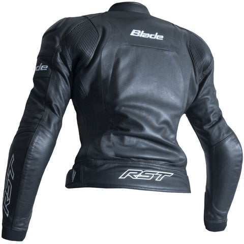 RST Blade II Ladies Leather Jacket Black