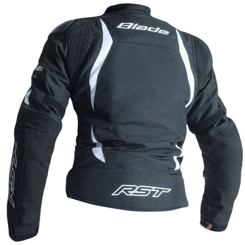 RST Blade Sport II CE Ladies Textile Jacket White