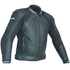 RST Blade II CE Leather Jacket Black