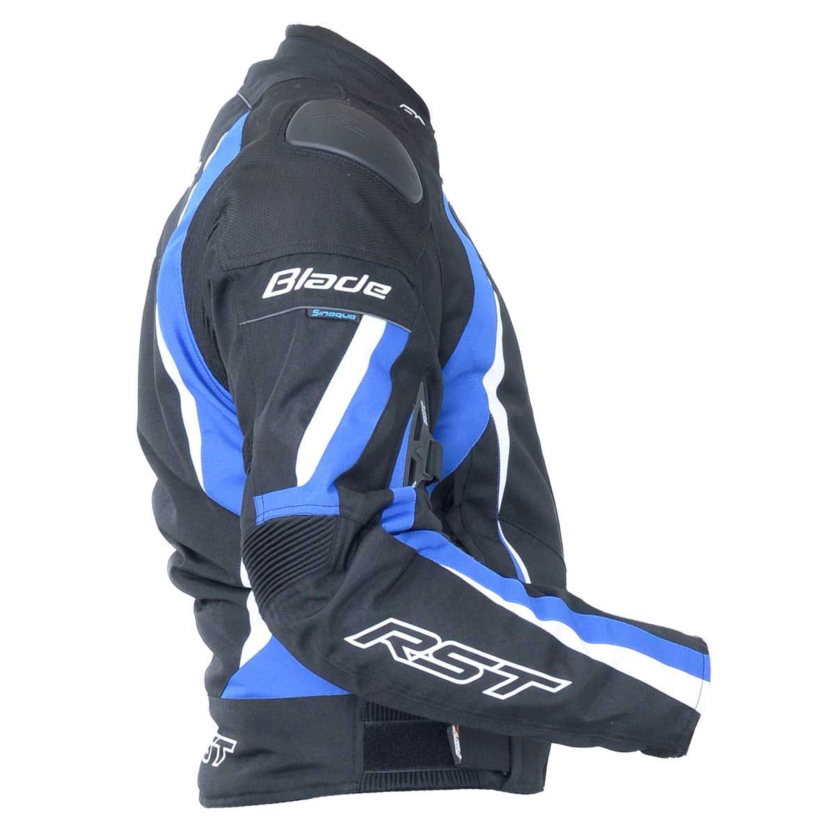 RST Blade Sport II Textile Motorcycle Jacket Blue
