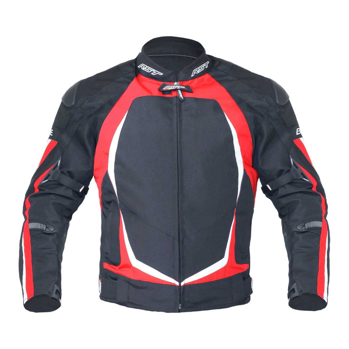 RST Blade Sport II Textile Motorcycle Jacket Red