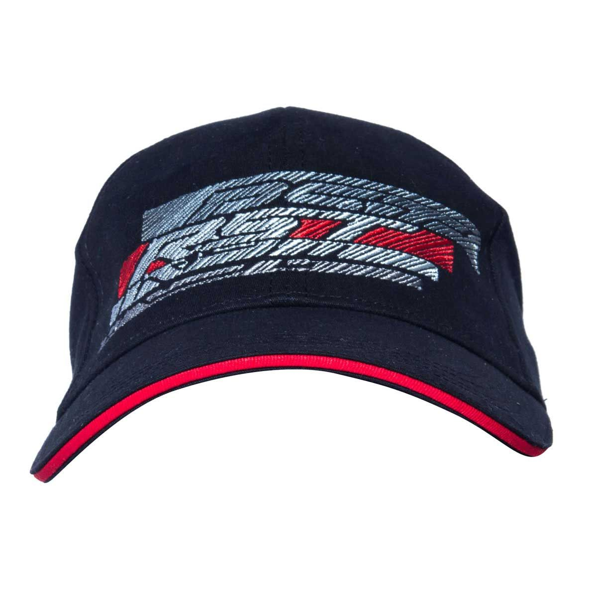 RST Casual Speed Lines Cap Black